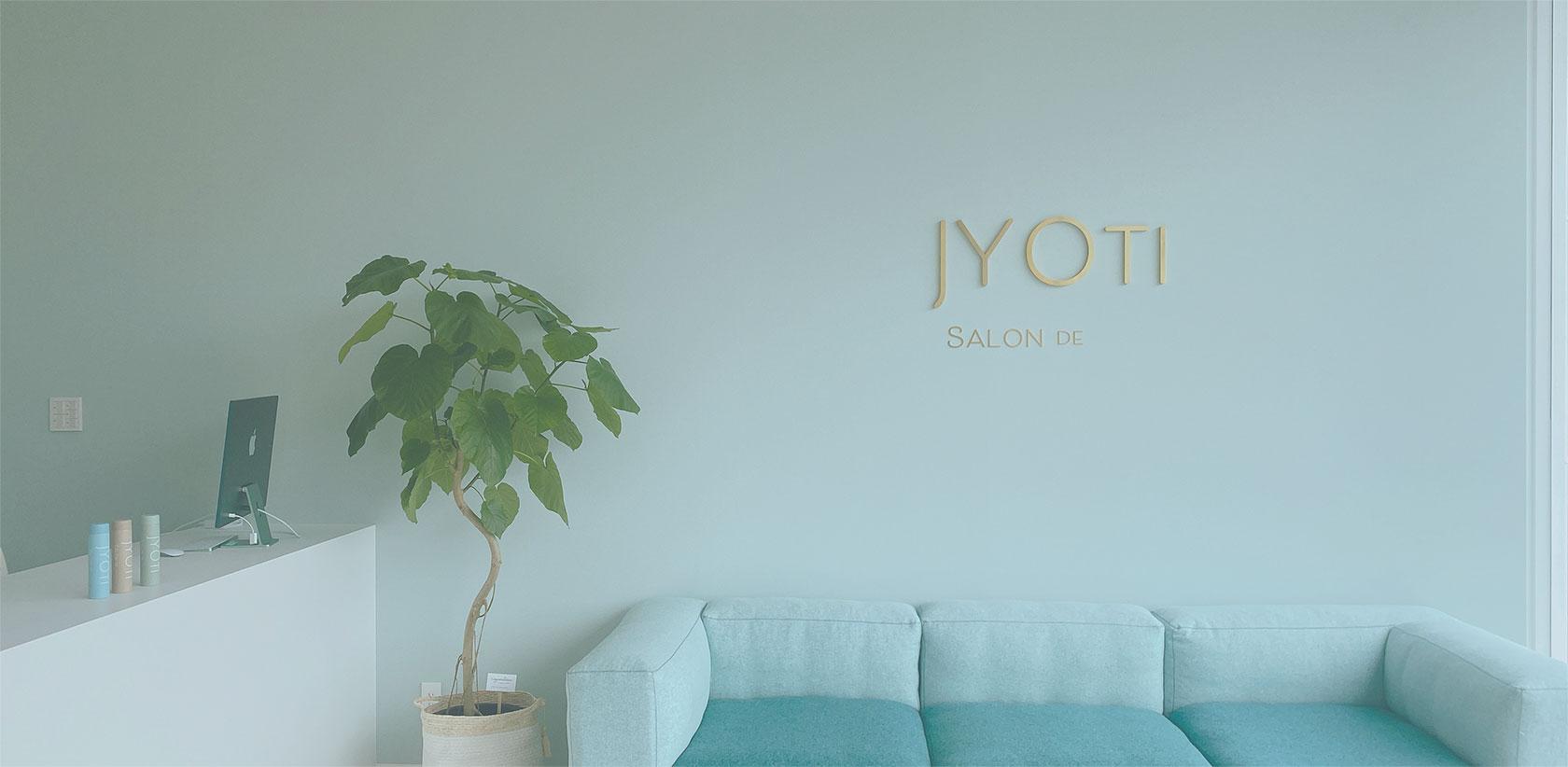 JYOTIの店内